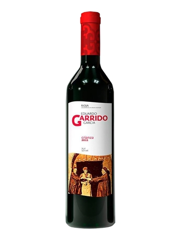 Garrido Rioja Crianza - EGEN IMPORT 91 point WS