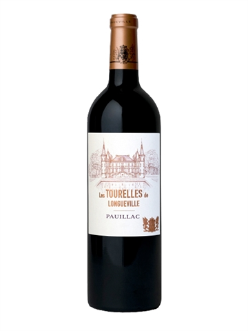 Les Tourelles de Longueville Pauillac 92 point WE